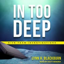 In Too Deep by Lynn H. Blackburn audiobook
