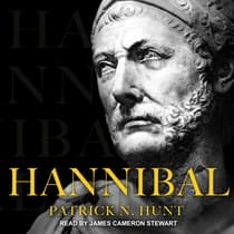Hannibal by Patrick N. Hunt audiobook