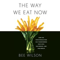 The Way We Eat Now by Bee Wilson audiobook