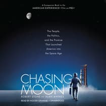 Chasing the Moon by Robert Stone audiobook