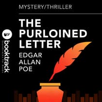 Purloined Letter by Edgar Allan Poe audiobook