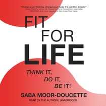 Fit for Life by Saba Moor-Doucette audiobook