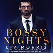 Bossy Nights by Liv Morris audiobook