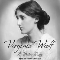 A Writer's Diary by Virginia Woolf audiobook