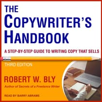 The Copywriter's Handbook by Robert W. Bly audiobook