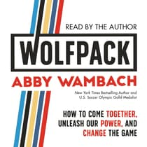 Wolfpack by Abby Wambach audiobook