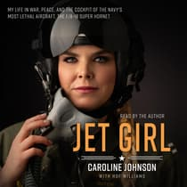 Jet Girl by Caroline Johnson audiobook