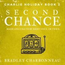Second Chance by Bradley Charbonneau audiobook