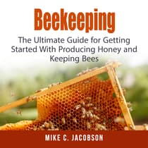 Beekeeping:  by Mike C. Jacobson audiobook