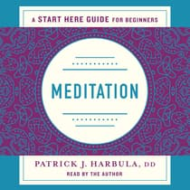 Meditation by Rev. Patrick Harbula audiobook