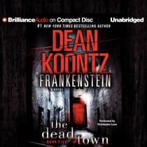 Frankenstein: The Dead Town by Dean Koontz audiobook