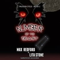 Number of the Beast by Max Redford audiobook