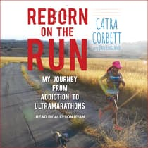 Reborn on the Run by Catra Corbett audiobook