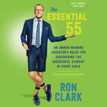 The Essential 55 by Ron Clark audiobook