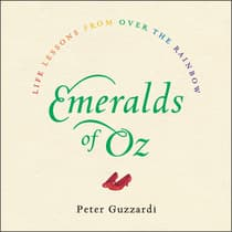 Emeralds of Oz by Peter Guzzardi audiobook