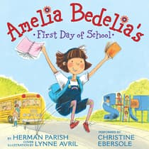 Amelia Bedelia's First Day of School by Herman Parish audiobook