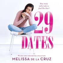 29 Dates by Melissa de la Cruz audiobook