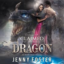 Dasquian - Claimed by the Black Dragon by Jenny Foster audiobook