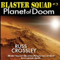 Planet of Doom by Russ Crossley audiobook