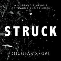 Struck by Douglas Segal audiobook