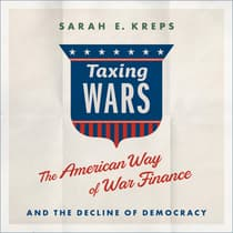 Taxing Wars by Sarah Kreps audiobook