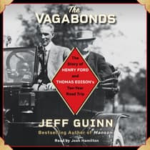 The Vagabonds by Jeff Guinn audiobook