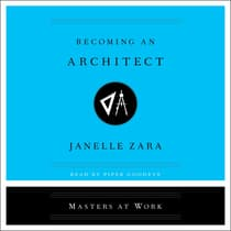 Becoming an Architect by Janelle Zara audiobook