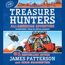 Treasure Hunters: All American Adventure  by James Patterson audiobook