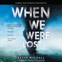 When We Were Lost by Kevin Wignall audiobook