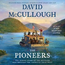 The Pioneers by David McCullough audiobook