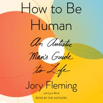 How to Be Human by Jory Fleming audiobook