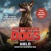 Superpower Dogs: Halo by Cosmic audiobook