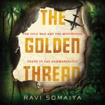 The Golden Thread by Ravi Somaiya audiobook