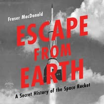 Escape from Earth by Fraser MacDonald audiobook