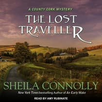 The Lost Traveller by Sheila Connolly audiobook
