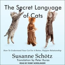 The Secret Language of Cats by Susanne Schötz audiobook
