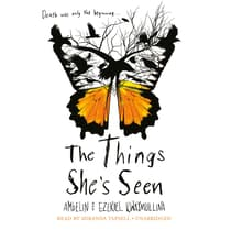 The Things She's Seen by Ambelin Kwaymullina audiobook