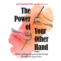 The Power of Your Other Hand by Lucia Capacchione audiobook