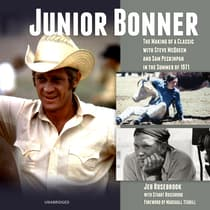 Junior Bonner by Jeb Rosebrook audiobook