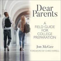 Dear Parents by Jon McGee audiobook