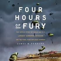 Four Hours of Fury by James M. Fenelon audiobook