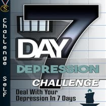 7-Day Depression Challenge by Challenge Self audiobook