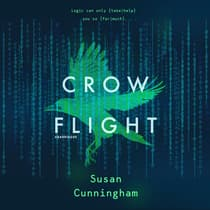 Crow Flight by Susan Cunningham audiobook