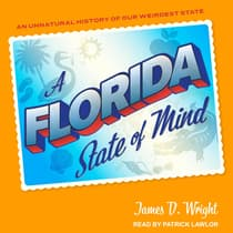 A Florida State of Mind by James Wright audiobook