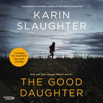 The Good Daughter by Karin Slaughter audiobook