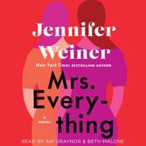 Mrs. Everything by Jennifer Weiner audiobook