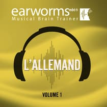 L'allemand, Vol. 1 by Earworms Learning audiobook