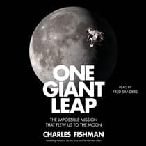 One Giant Leap by Charles Fishman audiobook