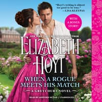 When a Rogue Meets His Match by Elizabeth Hoyt audiobook
