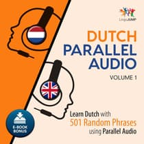 Dutch Parallel Audio Volume 1 by Lingo Jump audiobook